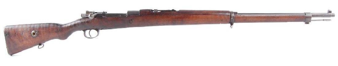 Turkish Mauser 7.92x57 Bolt Action Rifle