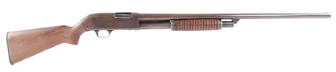 Stevens Model 820B 12GA Pump Action Shotgun