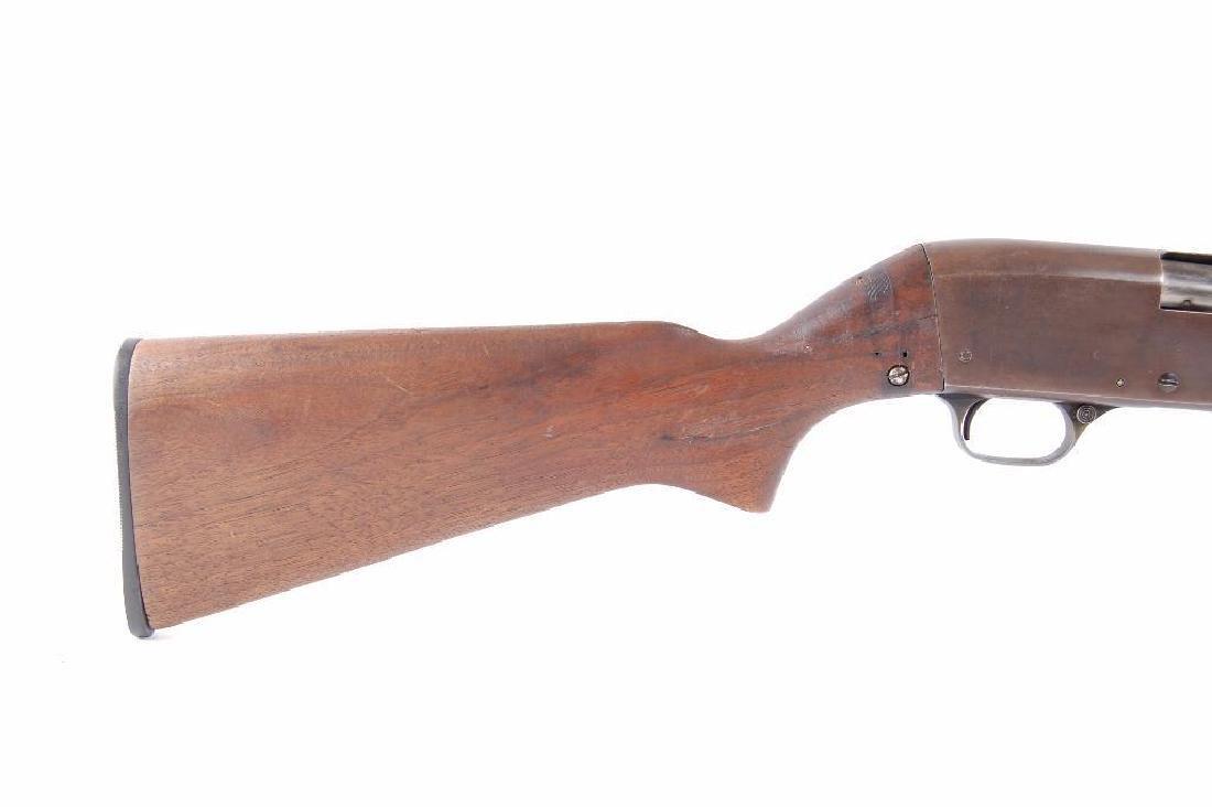 Stevens Model 820B 12GA Pump Action Shotgun - 2