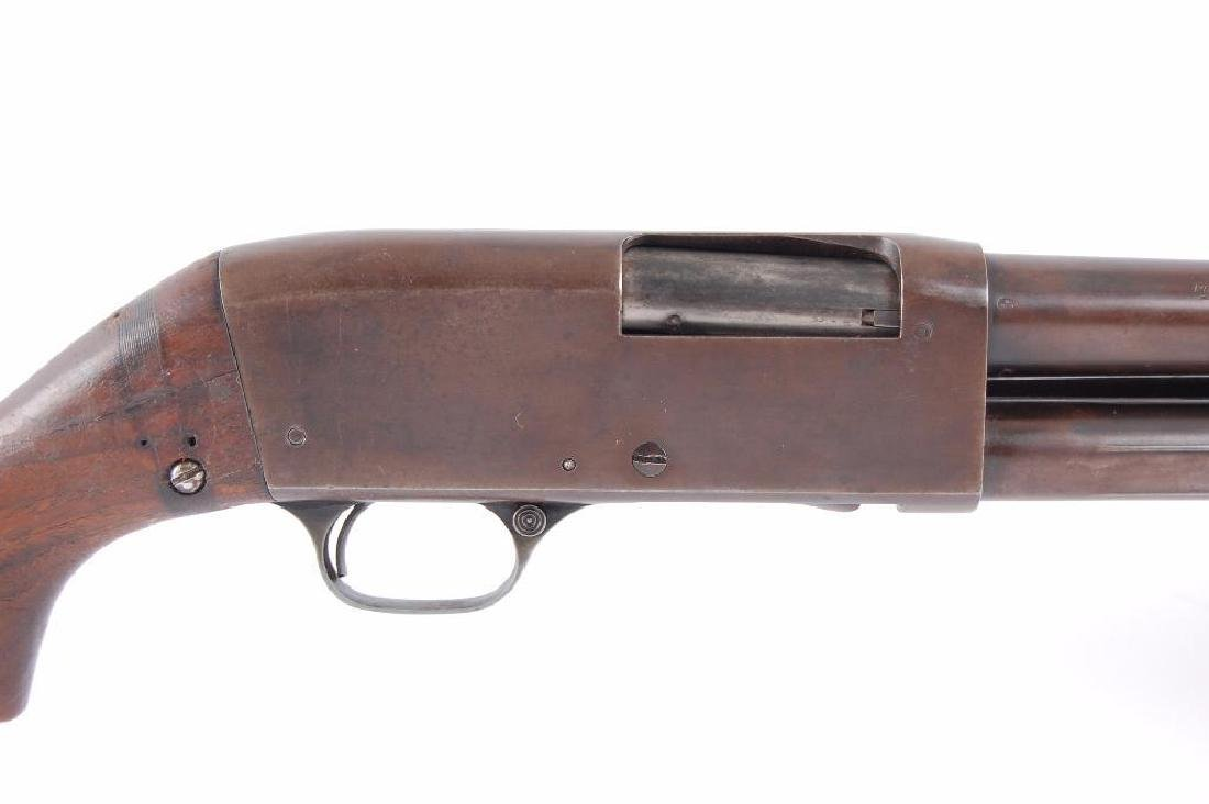Stevens Model 820B 12GA Pump Action Shotgun - 3