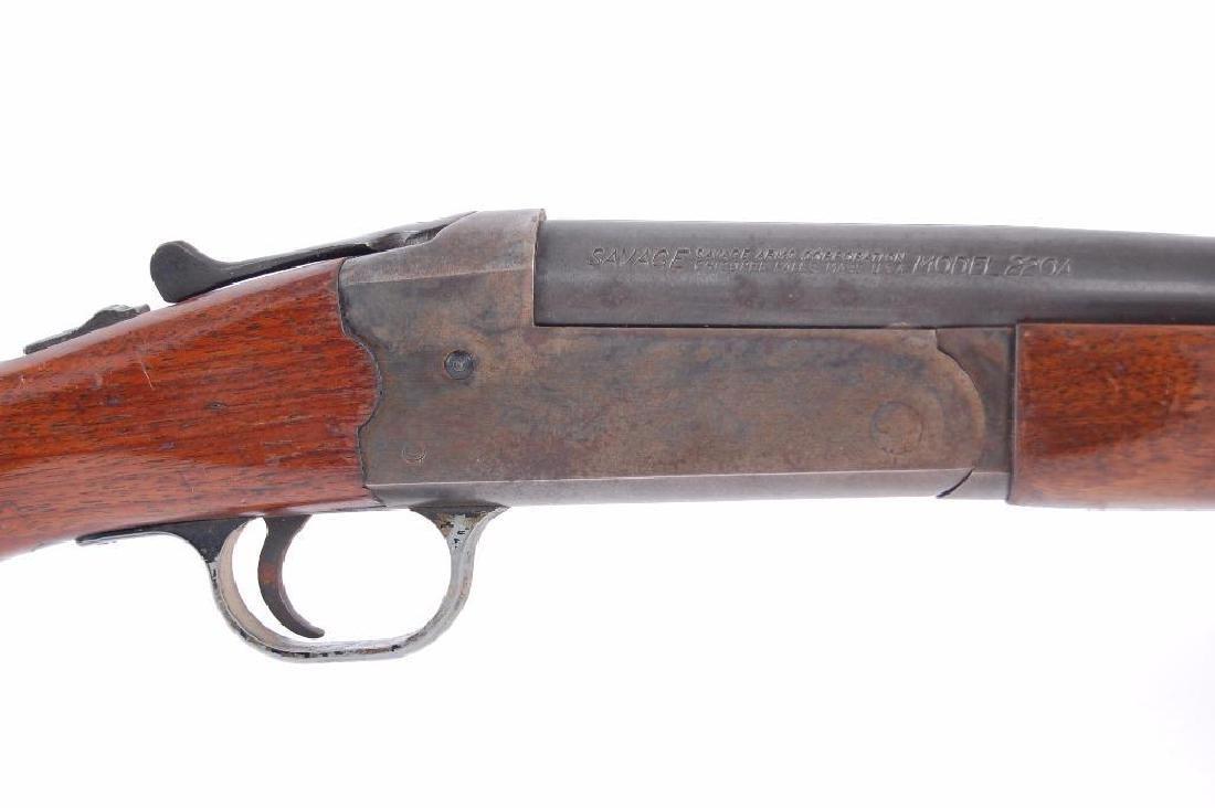 Savage Model 220A 16GA Hammerless Single Shot Shotgun - 6
