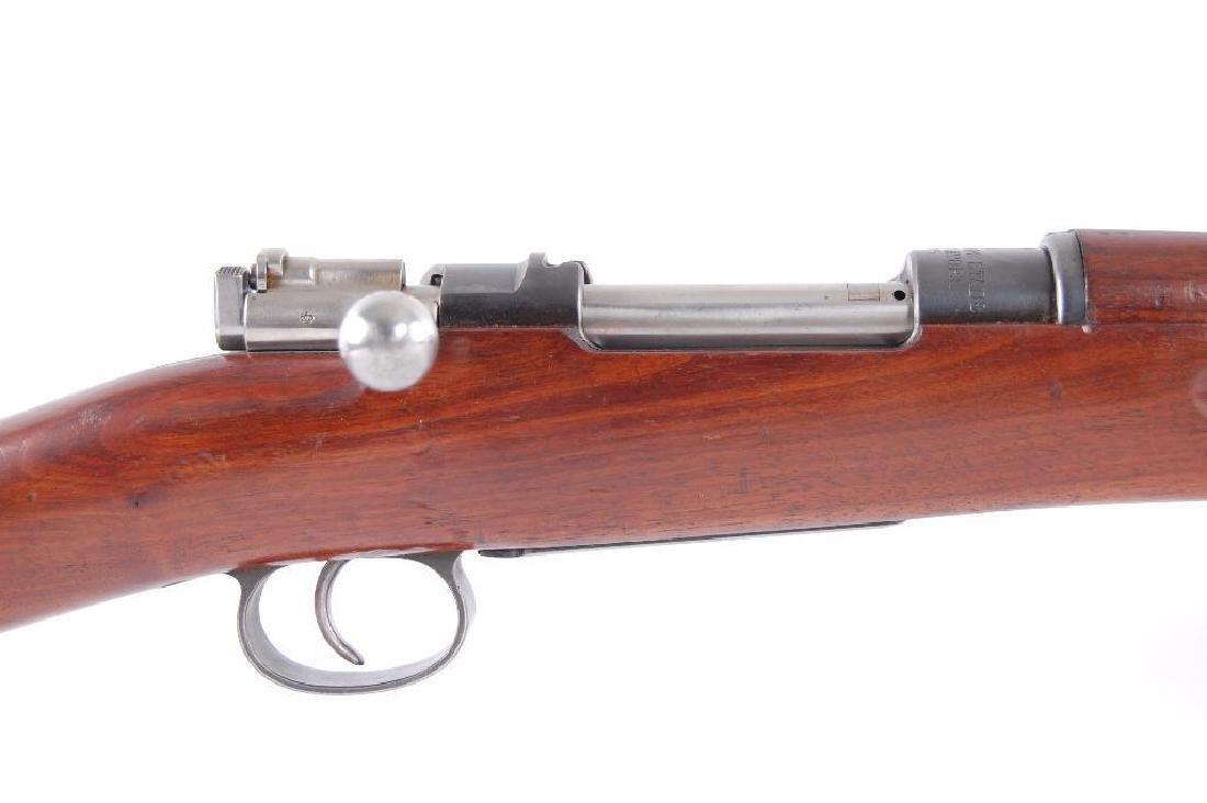 Swedish Mauser Model 1896 6.5x55mm Bolt Action Rifle - 4