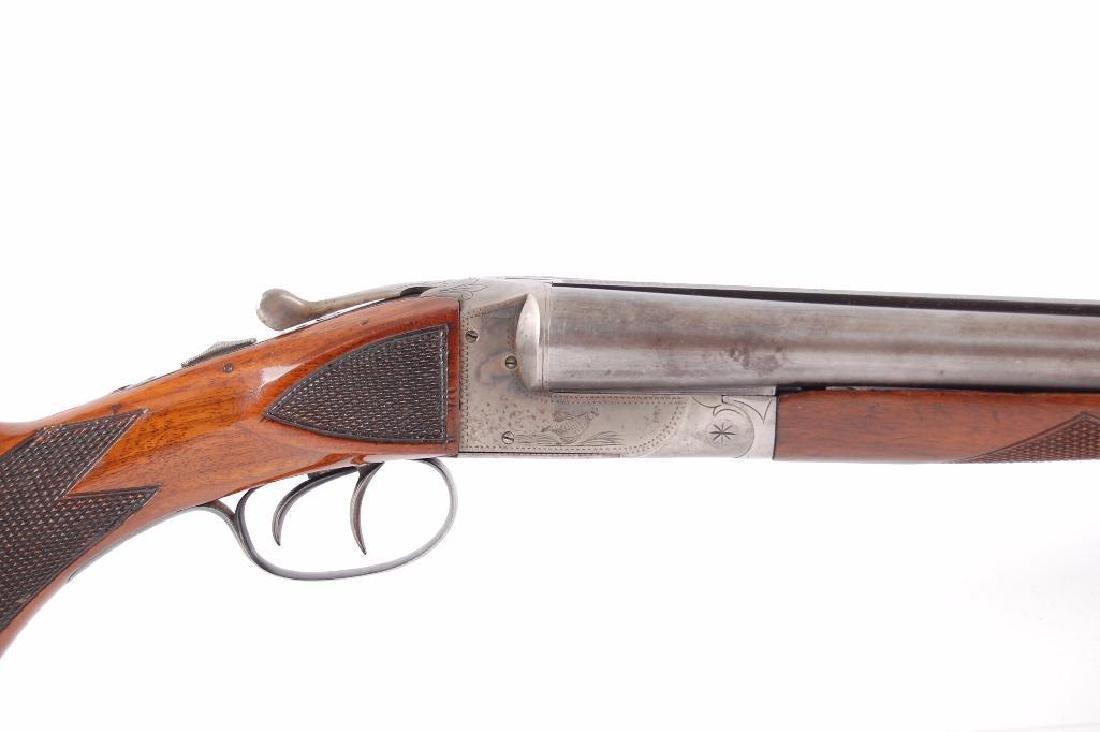 L.C. Smith Fulton Special Hunter Arms 12GA Double - 3