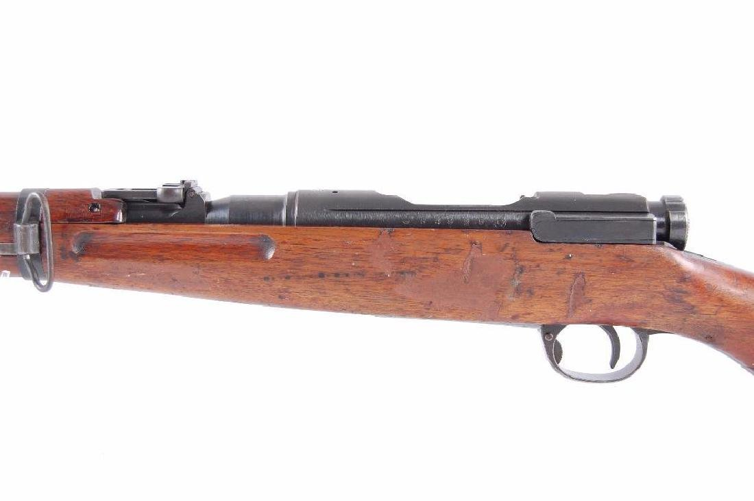 WW2 Japanese Arisaka Type 38 6.5mm Bolt Action Carbine - 10