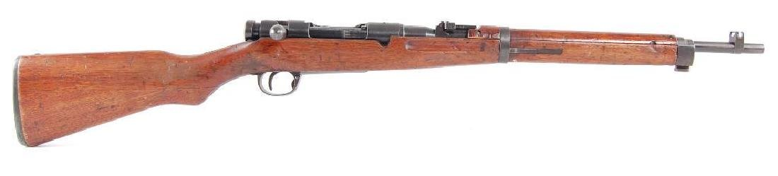 WW2 Japanese Arisaka Type 38 6.5mm Bolt Action Carbine