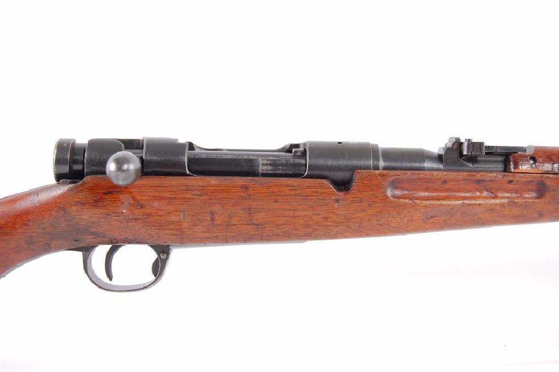 WW2 Japanese Arisaka Type 38 6.5mm Bolt Action Carbine - 3