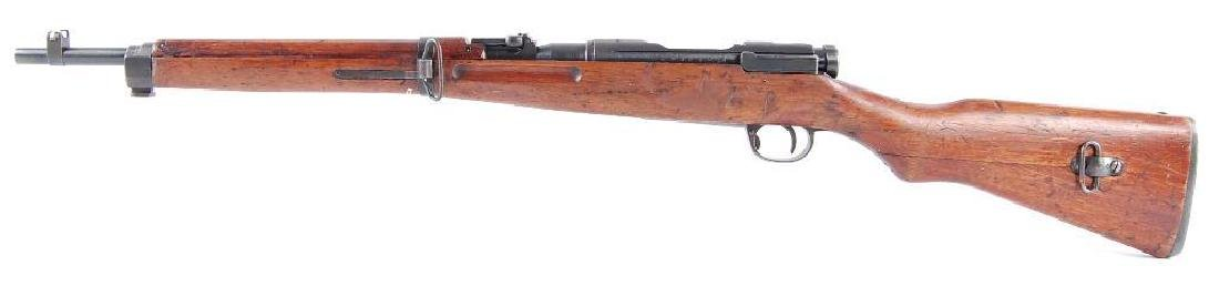 WW2 Japanese Arisaka Type 38 6.5mm Bolt Action Carbine - 8