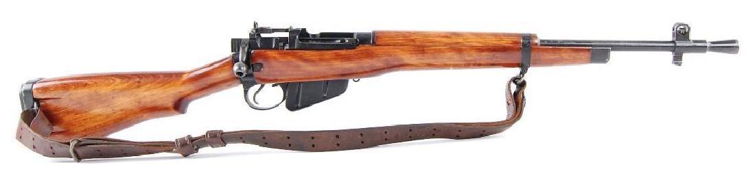 British Enfield Jungle Carbine #5 Bolt Action Rifle