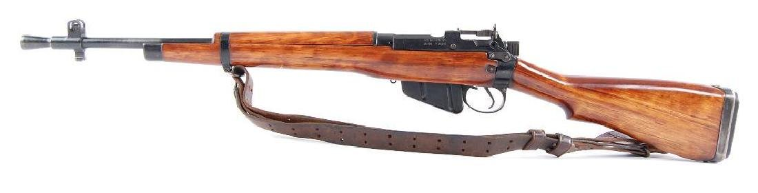 British Enfield Jungle Carbine #5 Bolt Action Rifle - 7