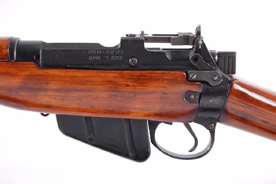 British Enfield Jungle Carbine #5 Bolt Action Rifle - 9