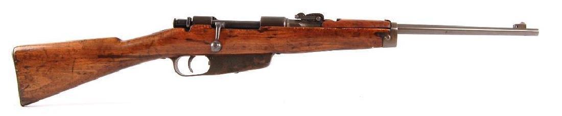 Carcano Model 1897/28 6.5mm Bolt Action Carbine