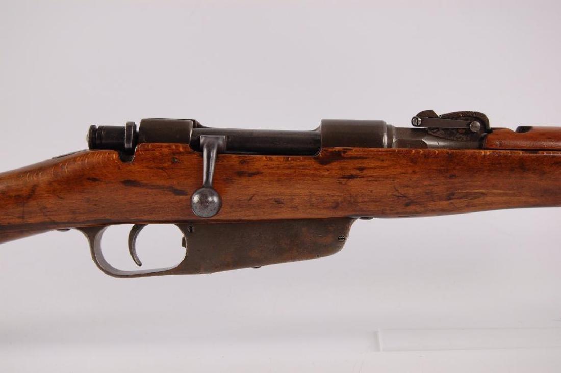 Carcano Model 1897/28 6.5mm Bolt Action Carbine - 3