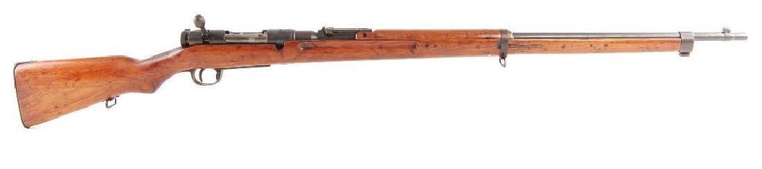 WW2 Japanese Arisaka Type 38 6.5mm Bolt Action Rifle