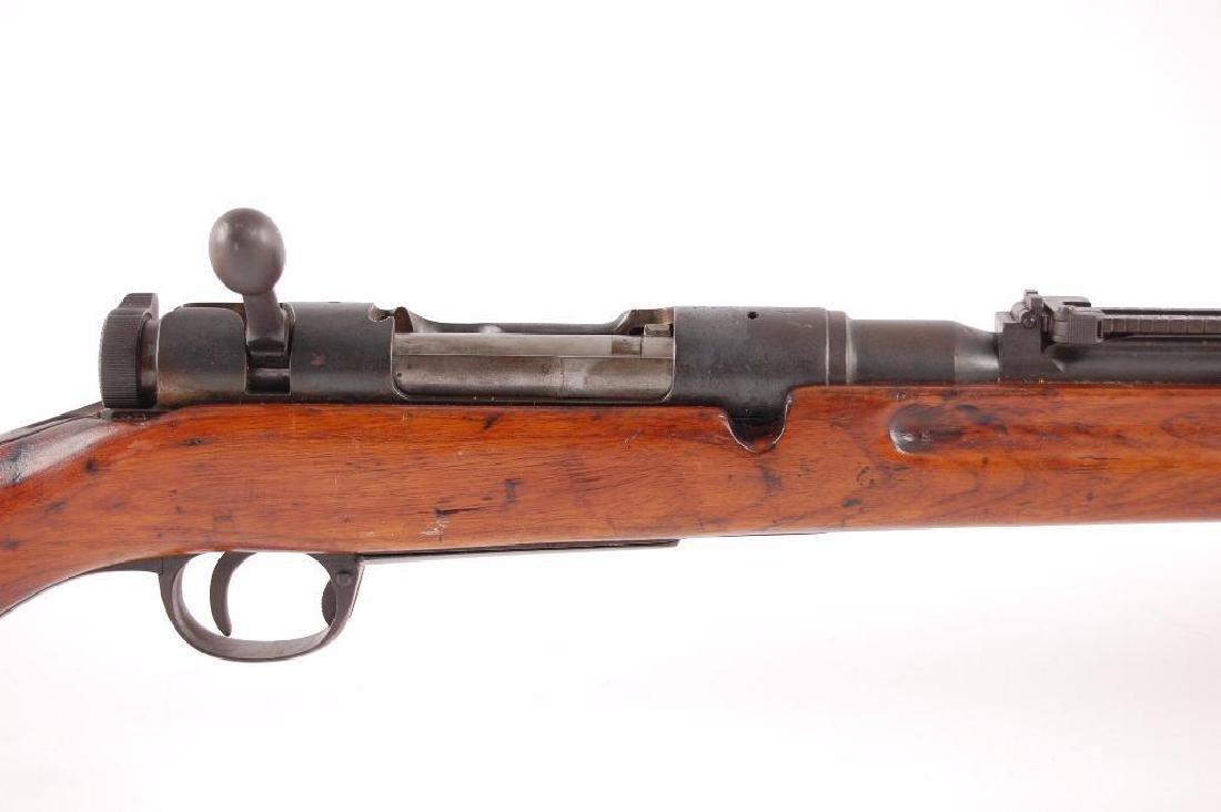 WW2 Japanese Arisaka Type 38 6.5mm Bolt Action Rifle - 3