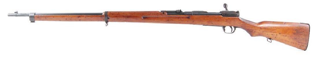 WW2 Japanese Arisaka Type 38 6.5mm Bolt Action Rifle - 8