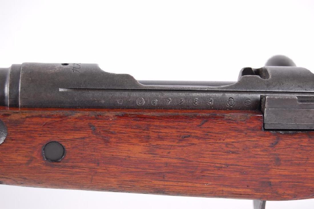 WW2 Japanese Arisaka Type 99 7.7mm Bolt Action Rifle - 10