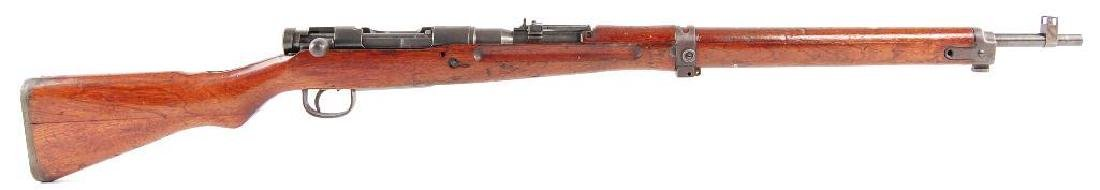 WW2 Japanese Arisaka Type 99 7.7mm Bolt Action Rifle