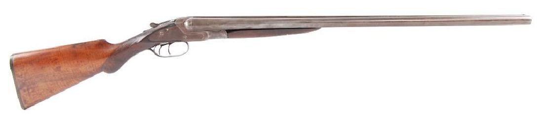 Baker Gun & Forge 16GA Double Barrel Shotgun with