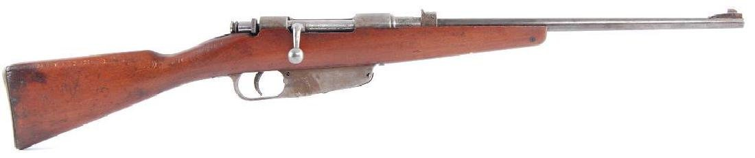 Iralian Carcano 6.5mm Bolt Action Rifle