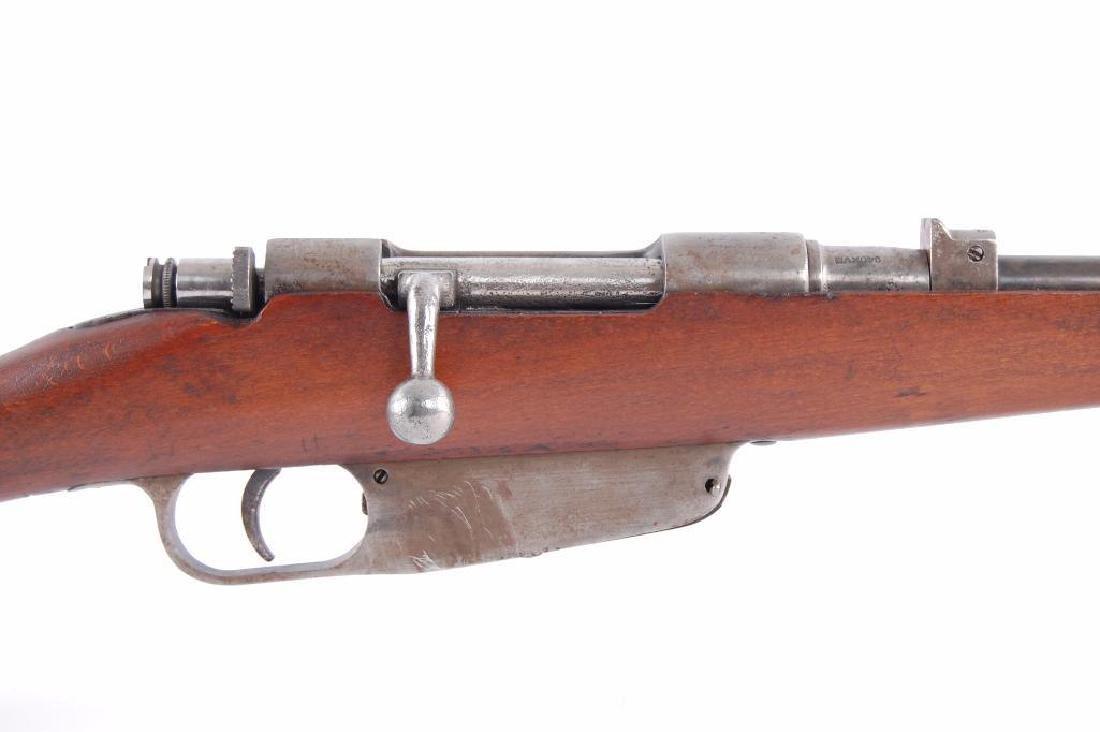 Iralian Carcano 6.5mm Bolt Action Rifle - 3