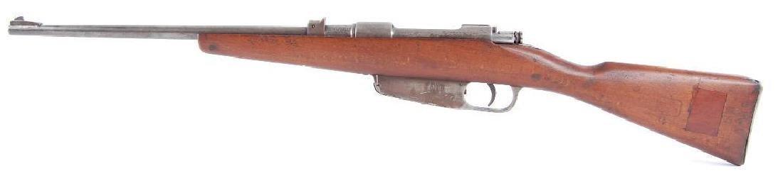 Iralian Carcano 6.5mm Bolt Action Rifle - 6