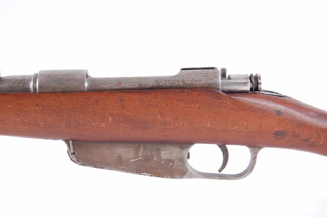 Iralian Carcano 6.5mm Bolt Action Rifle - 8