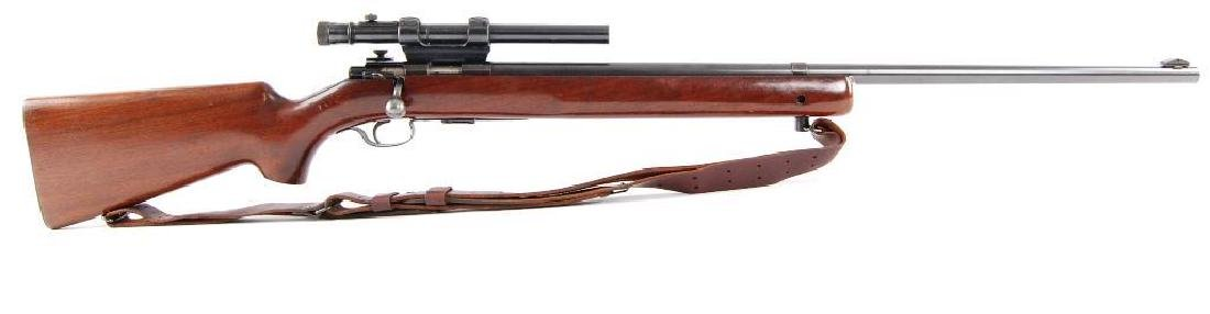 Winchester Model 75 22LR Target Bolt Action Rifle with