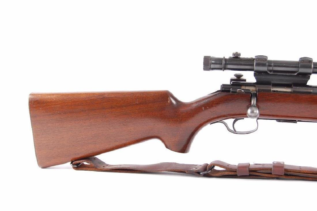 Winchester Model 75 22LR Target Bolt Action Rifle with - 2