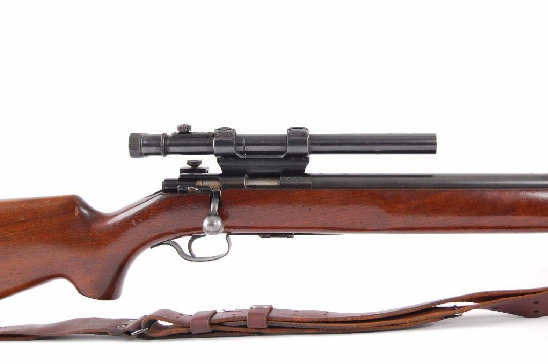 Winchester Model 75 22LR Target Bolt Action Rifle with - 3