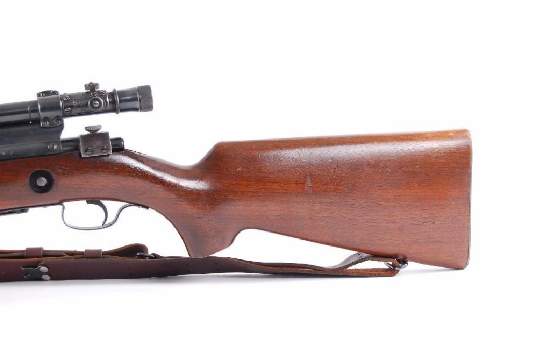 Winchester Model 75 22LR Target Bolt Action Rifle with - 6