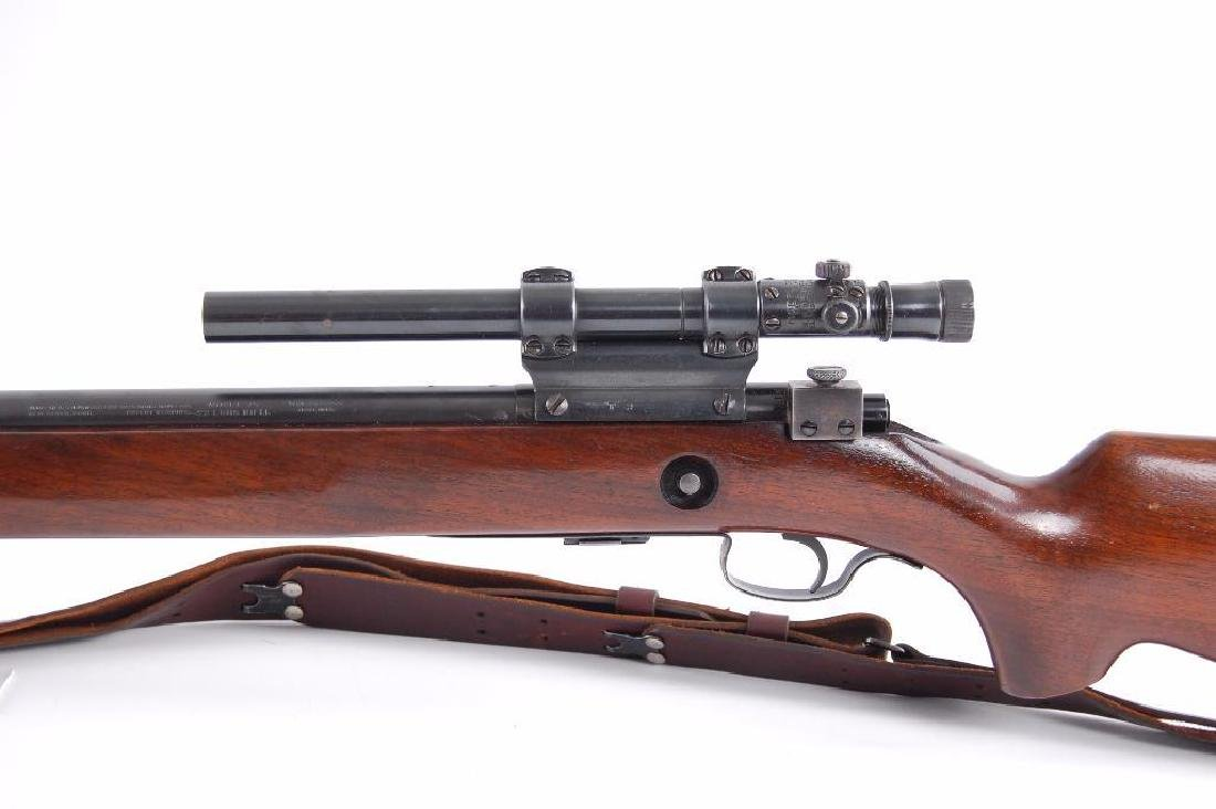 Winchester Model 75 22LR Target Bolt Action Rifle with - 7