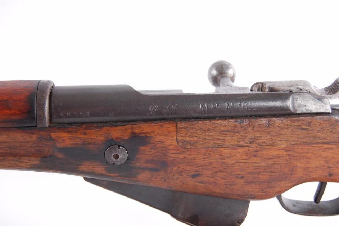 WW1 French Berthier-Mannlicher Model 1916 8mm Lebel - 10