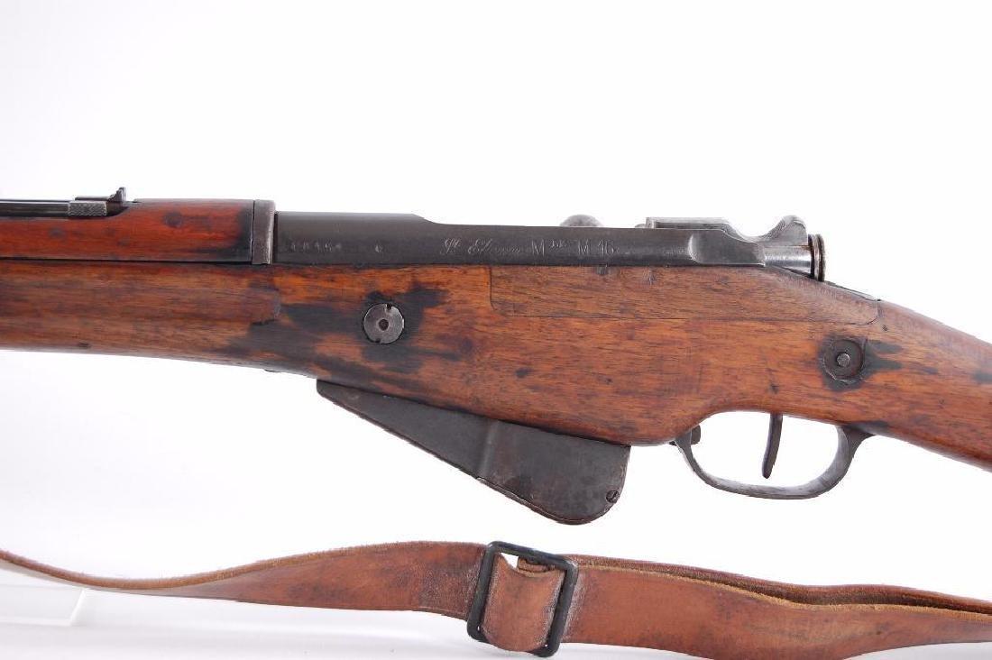 WW1 French Berthier-Mannlicher Model 1916 8mm Lebel - 8