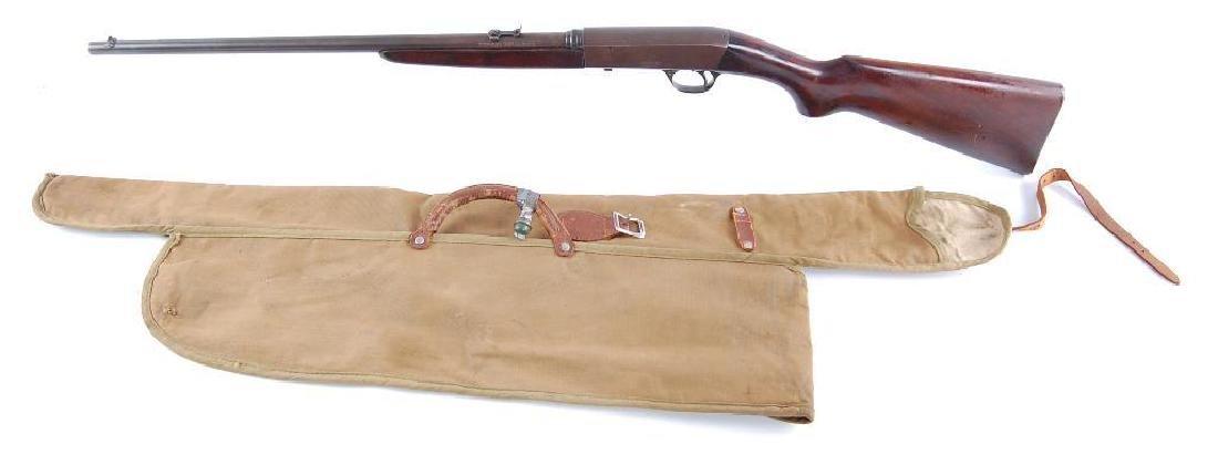 Remington Model 24 Takedown .22LR Semi Automatic Rifle - 11