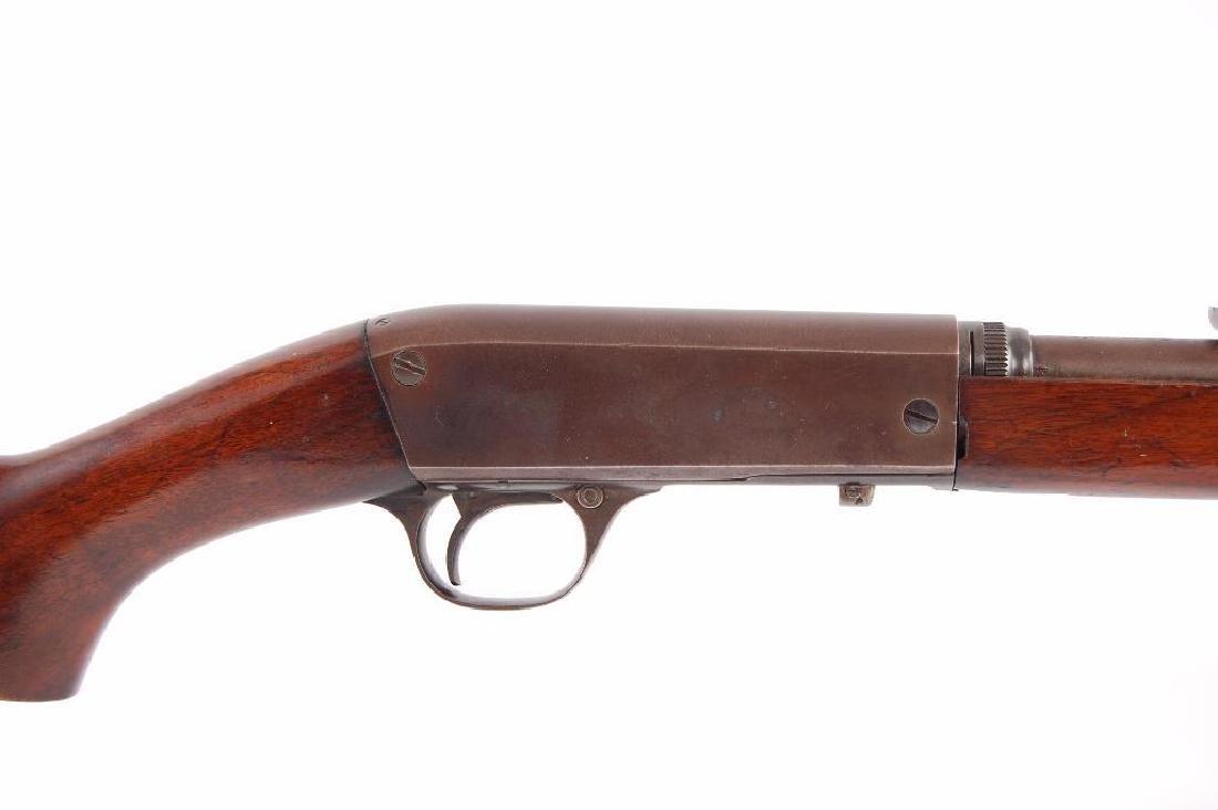 Remington Model 24 Takedown .22LR Semi Automatic Rifle - 3