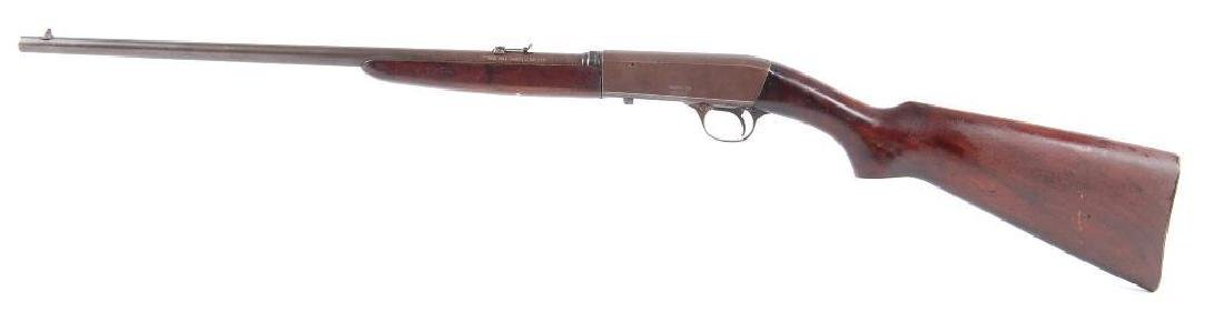 Remington Model 24 Takedown .22LR Semi Automatic Rifle - 5