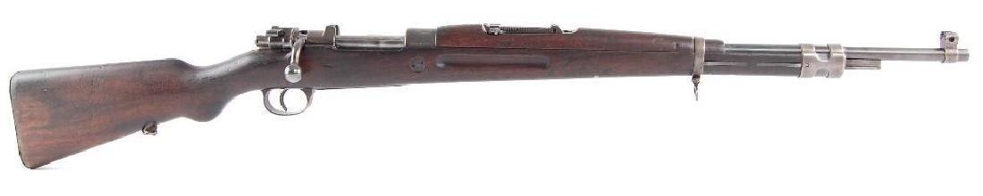 Peruvian Mauser 7.65x53mm Bolt Action Rifle