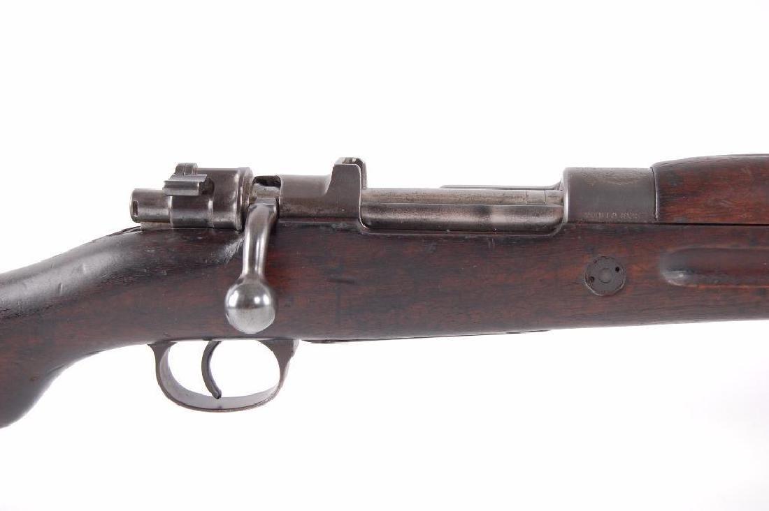 Peruvian Mauser 7.65x53mm Bolt Action Rifle - 3