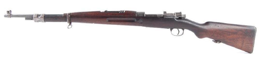 Peruvian Mauser 7.65x53mm Bolt Action Rifle - 7