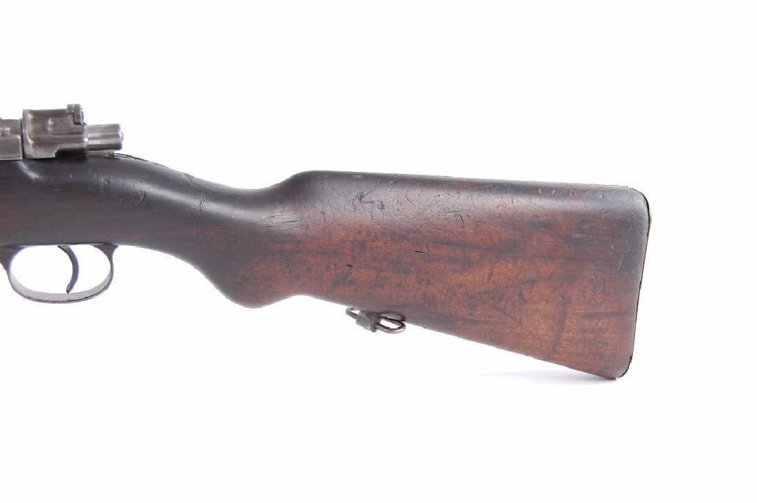 Peruvian Mauser 7.65x53mm Bolt Action Rifle - 8