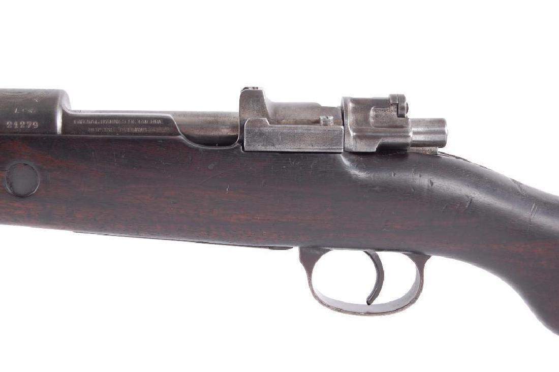 Peruvian Mauser 7.65x53mm Bolt Action Rifle - 9