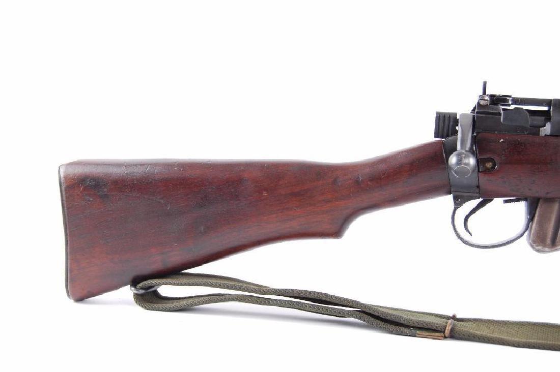 British Enfield #4 MK1 3030 Cal. Bolt Action Rifle - 2