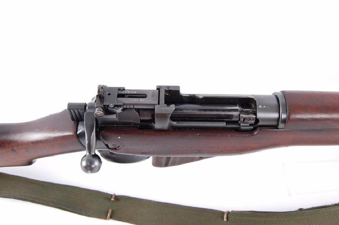 British Enfield #4 MK1 3030 Cal. Bolt Action Rifle - 5
