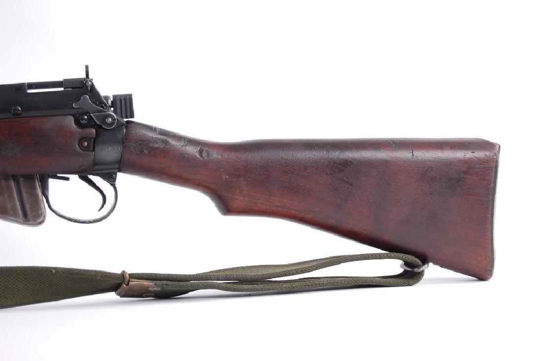 British Enfield #4 MK1 3030 Cal. Bolt Action Rifle - 7