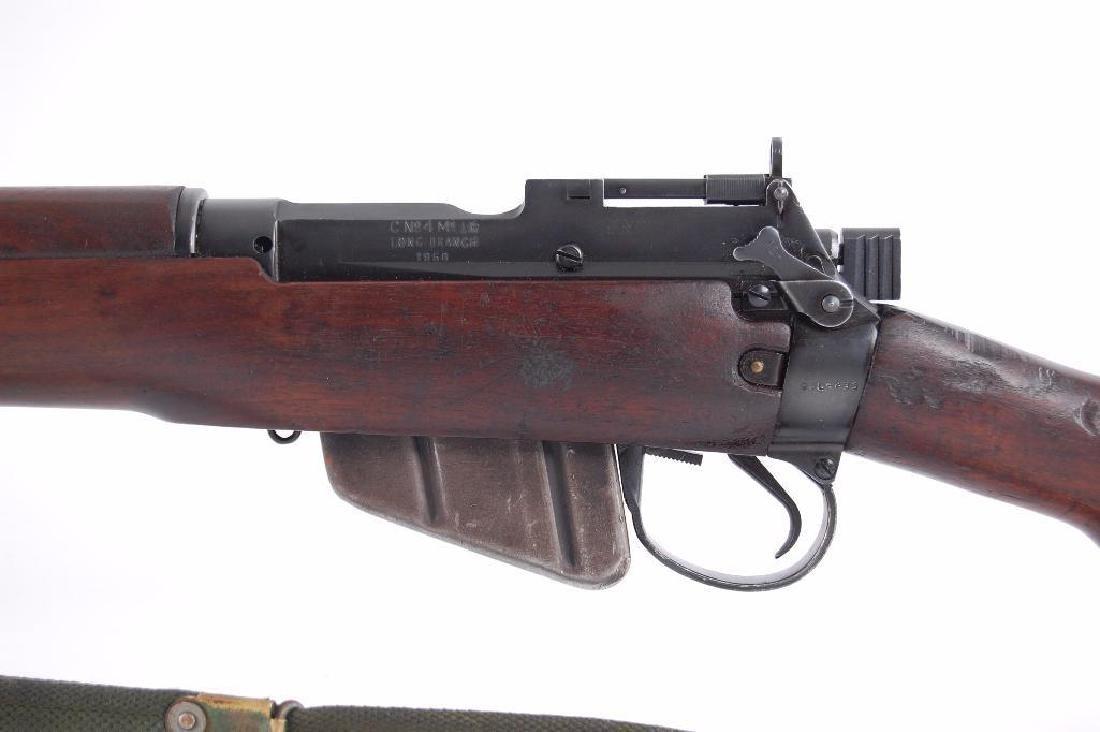 British Enfield #4 MK1 3030 Cal. Bolt Action Rifle - 8