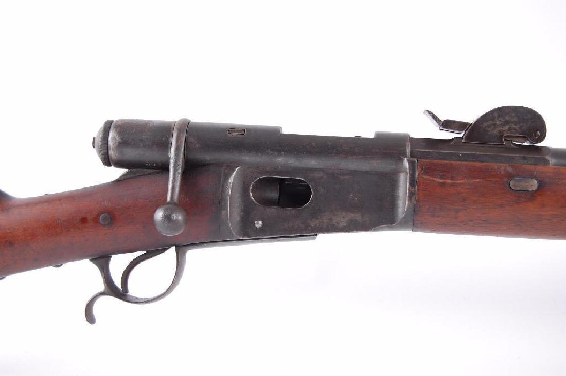 Swiss Veterelli Model 1881 10.4x52Rmm Bolt Action Rifle - 3