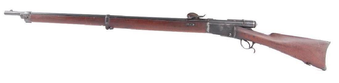 Swiss Veterelli Model 1881 10.4x52Rmm Bolt Action Rifle - 5