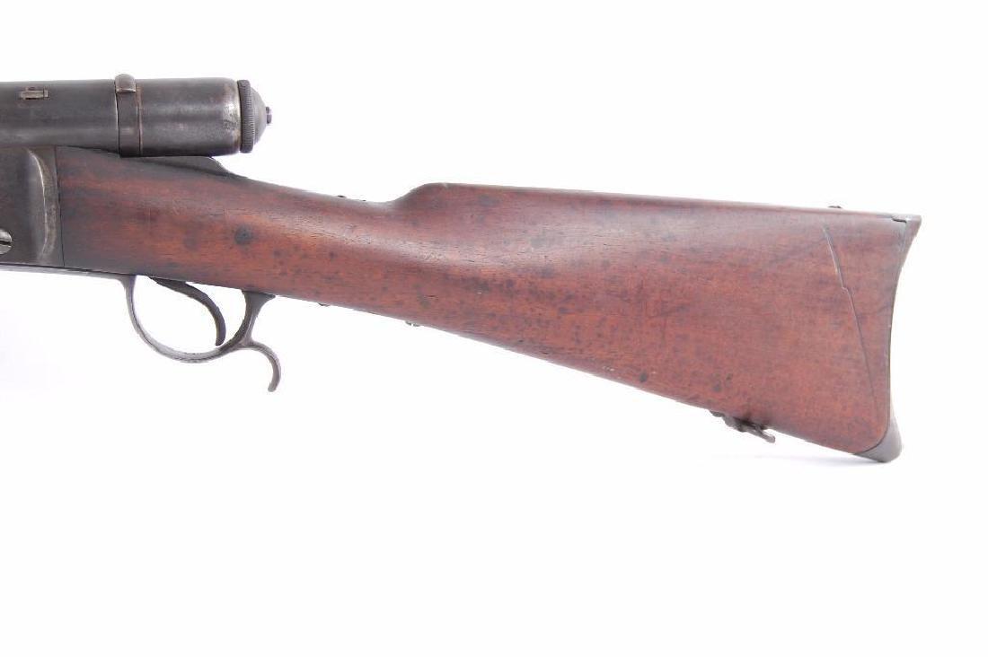 Swiss Veterelli Model 1881 10.4x52Rmm Bolt Action Rifle - 6