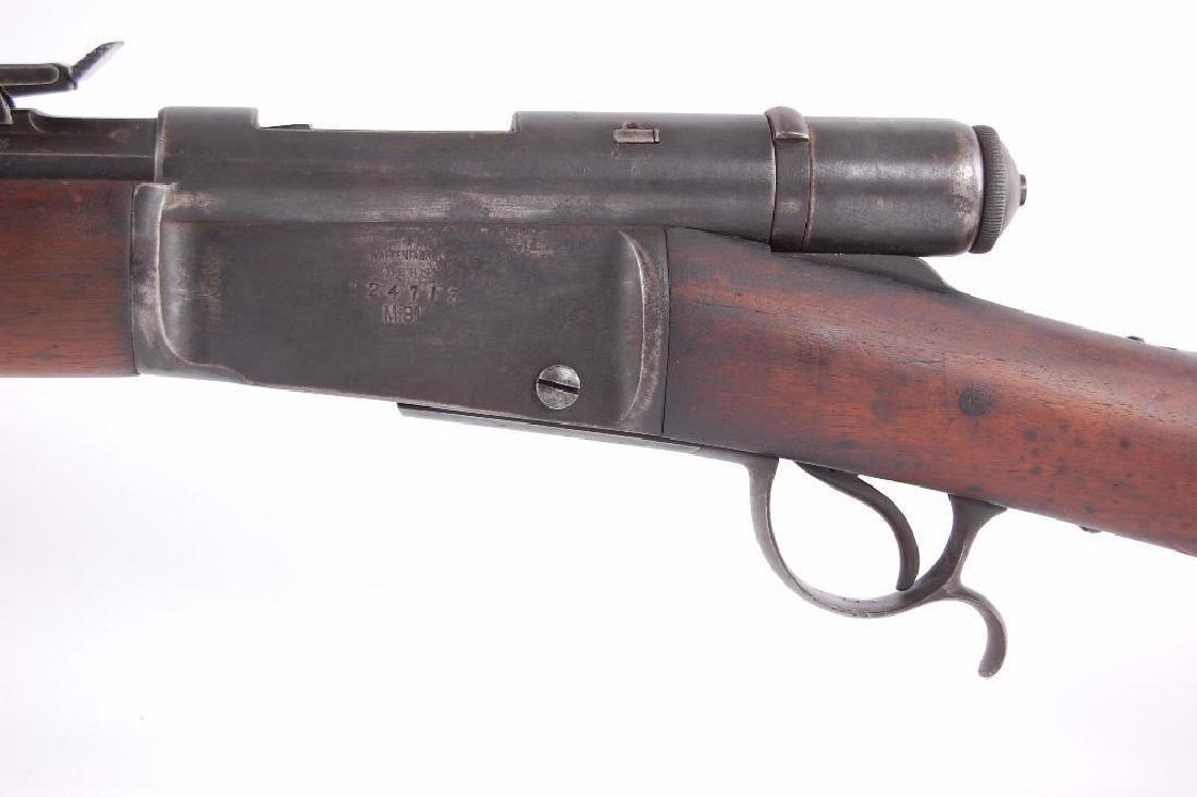 Swiss Veterelli Model 1881 10.4x52Rmm Bolt Action Rifle - 7