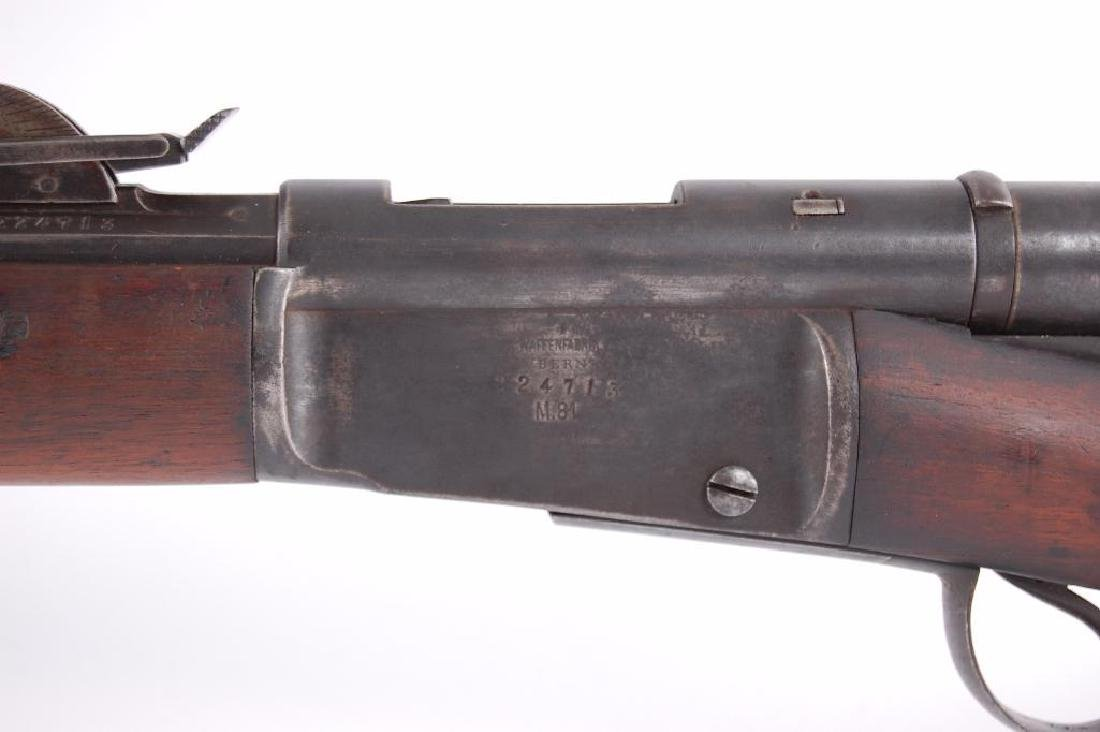 Swiss Veterelli Model 1881 10.4x52Rmm Bolt Action Rifle - 8